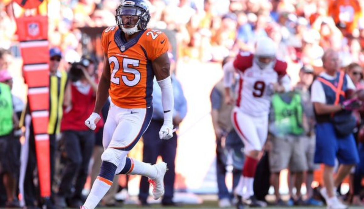 Chris Harris Jr.: All Pro Super Bowl Champion Setting Sights on Brain Trauma