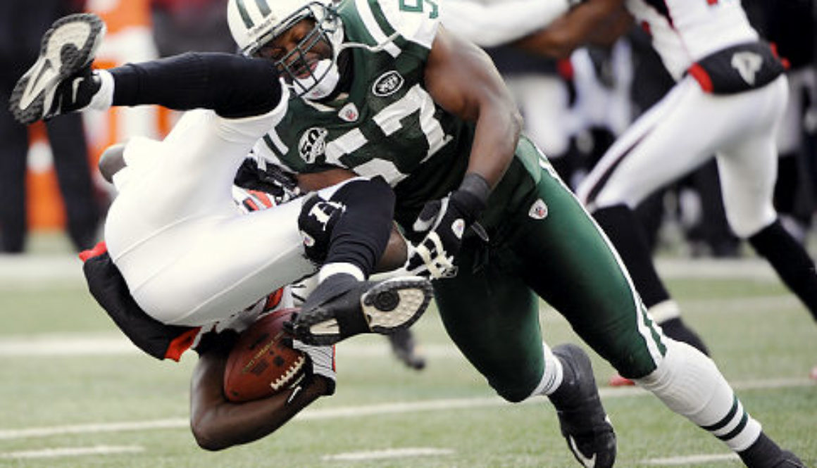 Bart Scott: Retired All Pro, CBS Sports Analyst, Entrepreneur
