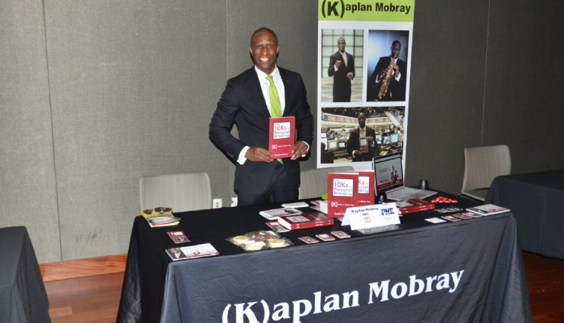 Kaplan Mobray: One of the Most Energetic & Dynamic Speakers