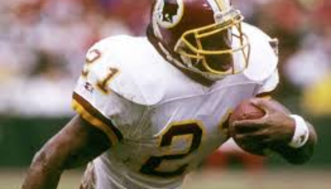 Earnest Byner: Everybody Fumbles